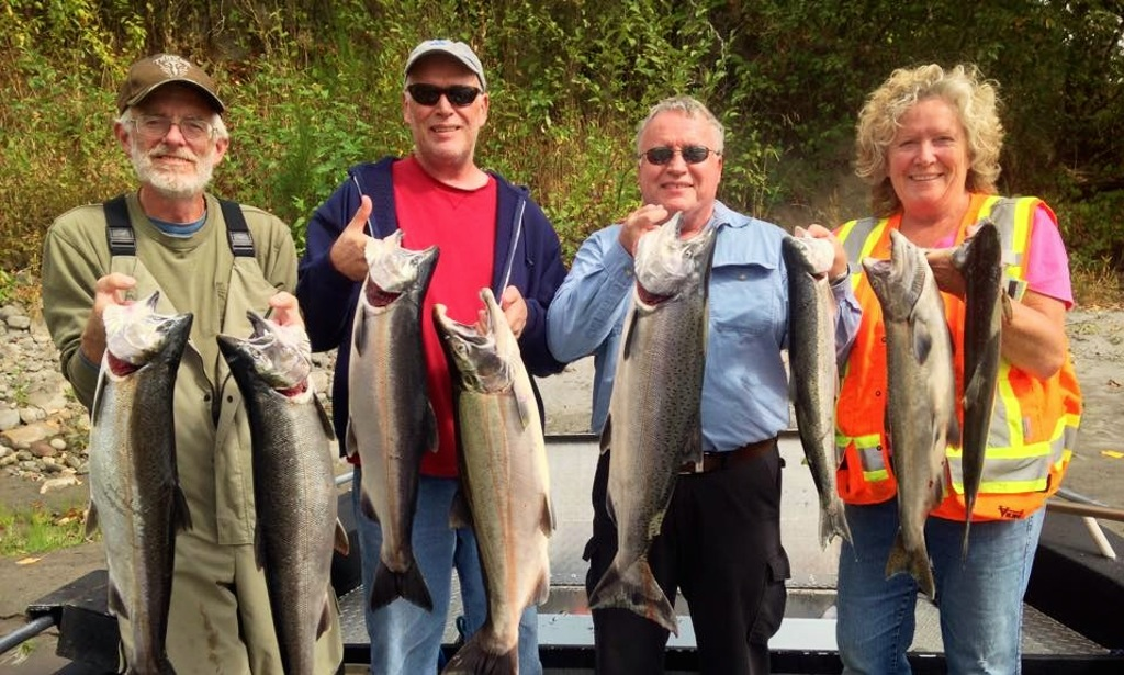 Columbia river fishing report washington 11 04 2016 for Columbia river fishing report